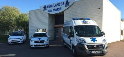 Logo Taxi Ambulances